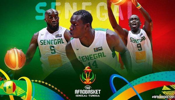 Quart de finale Afro basket : Le Sénégal affronte l'Angola