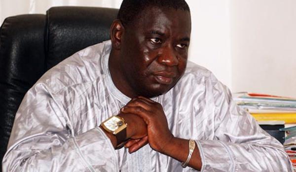 Me Assane Dioma Ndiaye : « Le mariage d'Ibou Touré avec Adja Diallo peut être considéré comme nul si…»