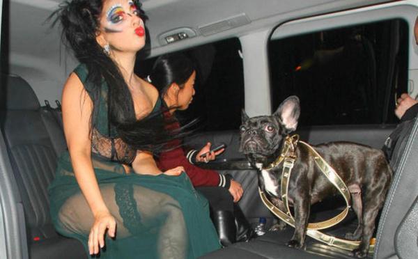 Kylie Jenner a posé nµe, à la manière d'une déesse grecque.