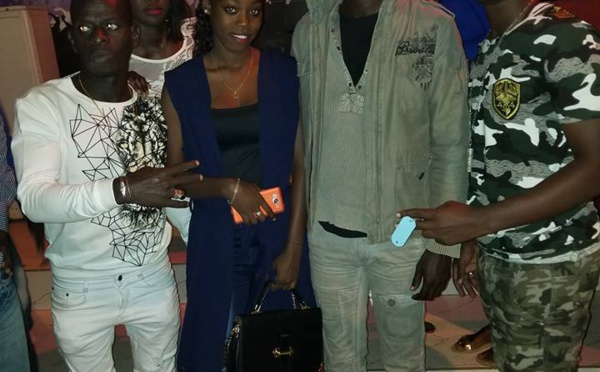 Voici Arame Niang la fille unique de feu Ndongo Lo