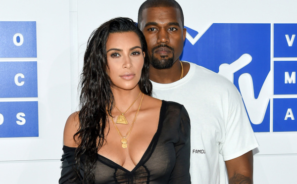 Kim Kardashian et Kanye West accueillent leur troisième enfant