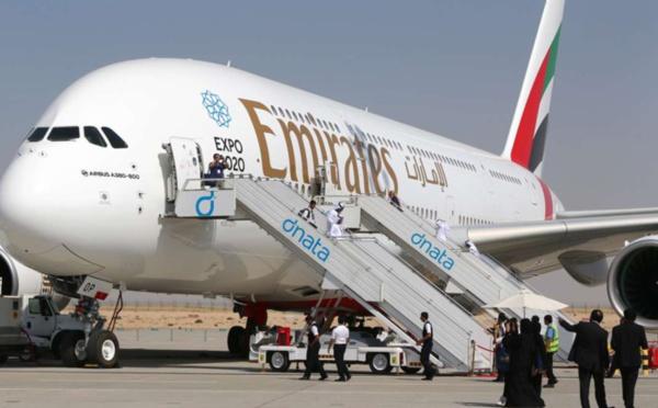 Airbus : la compagnie Emirates passe une commande cruciale de 36 A380