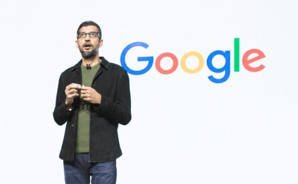 Un bonus de 380 millions de dollars pour le patron de Google