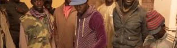 : 25 Sénégalais arrêtés en Gambie …