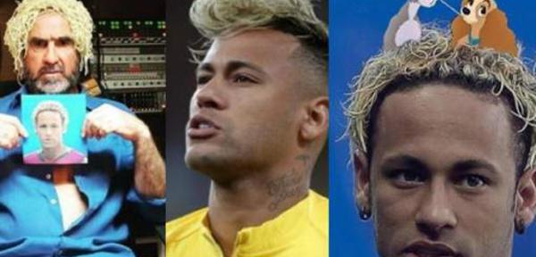 Coupe du monde : Neymar moqué sur les réseaux sociaux pour sa coupe de cheveux