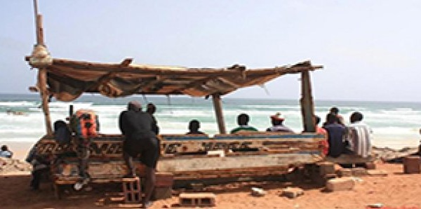 Les pêcheurs de Joal-Fadiouth en grève