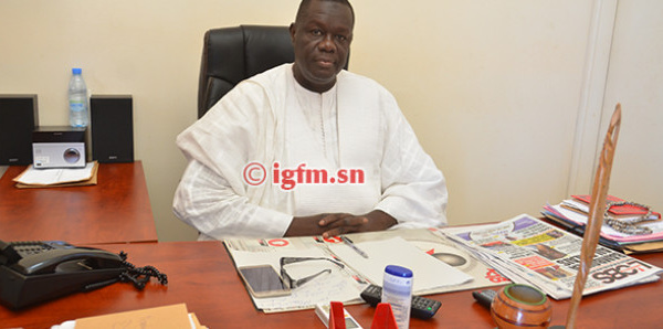 (Vidéo) La réplique de El Hadji Assane Gueye au groupe EMedia « Diaroul Niouy Xam Fréquence Bobou