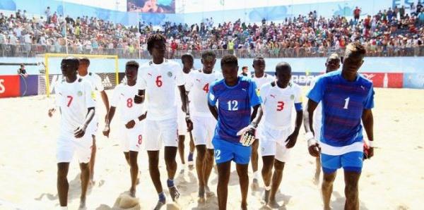 CAN 2018 de beach soccer: Le Sénégal dans le groupe du Nigeria