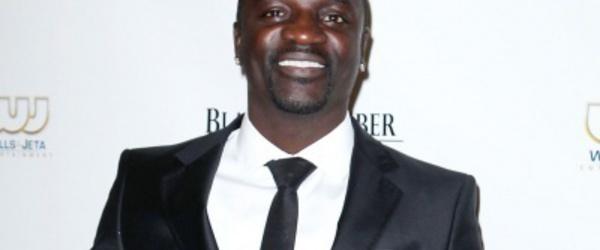 Akon, artiste le plus fortuné d'Afrique, selon FORBES