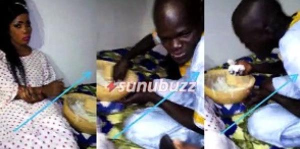 Voici le mariage sénégalais qui fait le buzz sur internet