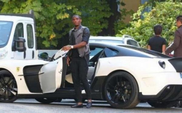 le footballeur Samuel Eto'o se paye une Ferrari 599 Mansory Stallone de 720 chevaux