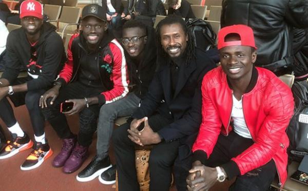 Amical Sénégal-Brésil : Les lions en rassemblement en France avant de s'envoler pour Singapour.