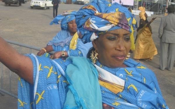 Kiné Lam, cantatrice : « Je suis et je reste avec Abdoulaye Wade »