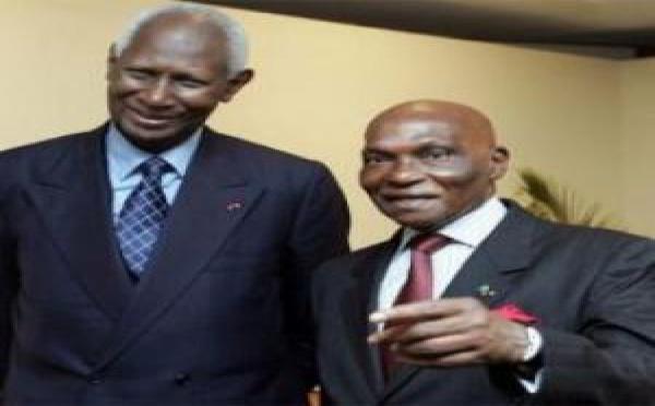 COMMENTAIRE DU JOUR Moins que Diouf
