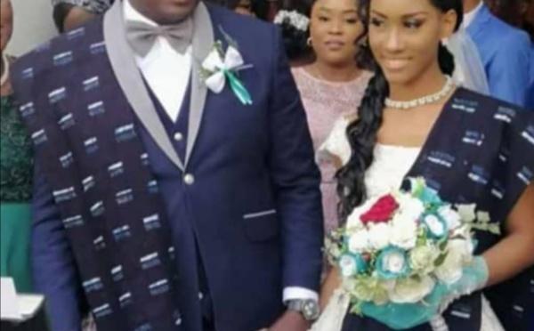 Arrêt sur image: Le mariage du député libéral Toussaint Manga