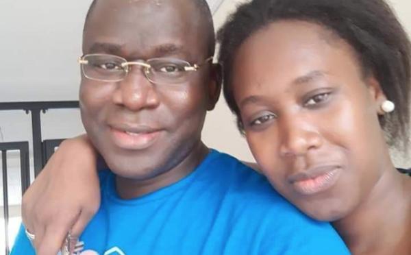 Saint Valentin: Le message d'amour du Pr Aliou Sow à sa femme Me Marie Wade Sow