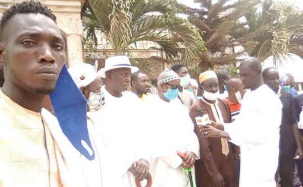 "Injures Publiques / ""Gardons la sérénité"" (Konu de Cheikh Oumar Foutiyou Tall)"
