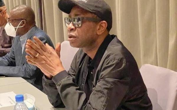 Youssou Ndour : « Je suis passé à travers la baie vitrée de mon salon en célébrant le but de Pape Bouba Diop en 2002… »