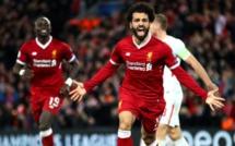Mohamed Salah élu Footballeur Africain BBC de l'année 2017