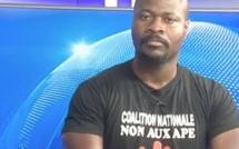 """19-Avril : Guy Marius Sagna traite certains leaders de l'opposition de """"peureux"""""""