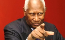 Le Président Abdou Diouf a trouvé un emploi temporaire