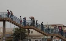 Pont de la Patte d'Oie : Une dame poignardée par de jeunes marginaux (Boudjou Men)