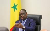 """Tambacounda : """"Je vais relancer cette ligne de chemin de fer Dakar-Tamba-Bamako"""" (Macky Sall)"""