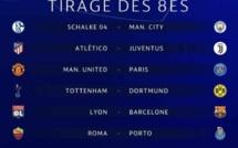 Voici les 8èmes de finale de la Ligue des champions 2018-2019 !