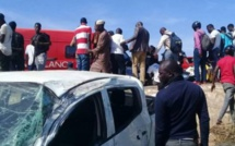 Kaffrine : Un accident fait 5 morts et 1 blessé grave