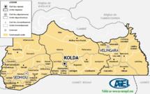 A kolda, les producteurs d'anacarde attendent toujours les commerçants car ce n'est pas encore le grand rush.