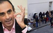 """Eric Zemmour: """"Le 18e arrondissement est devenu Dakar, il n'y a plus un blanc..."""""""