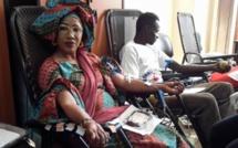 Don de sang : Les femmes de l'Onas veulent sauver des vies