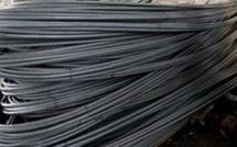 Kaolack : saisie de 60 tonnes de fer non conforme aux normes de fabrication