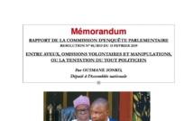 Le mémorandum d'Ousmane Sonko sur l'Affaire des 94 milliards