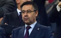 FC Barcelone : Josep Maria Bartomeu a présenté sa démission.