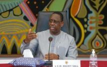 Enrôlement des 65.000 jeunes / Le président Macky Sall à son gouvernement :