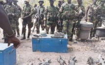 Sécurisation en Casamance : 5 nouvelles bases reprises par l'armée